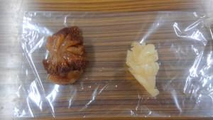 マレーシア産塩クラゲ